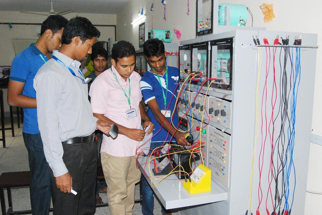EEE Machine Laboratory
