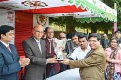 Champion - Cricket Tournament 2014