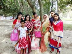 Celebrating Pohela Boishakh 1422