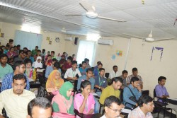 Participants at The Seminar
